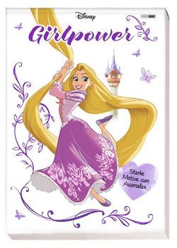 Disney Girlpower. Starke Motive zum Ausmalen [Taschenbuch]