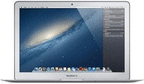 """Apple MacBook Air CTO 13.3"""" (Haute résolution brillant) 2 GHz Intel Core i7 8 Go RAM 256 Go SSD [Mi-2012, Clavier anglais, QWERTY]"""