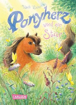 Ponyherz 12: Ponyherz wird ein Star - Usch Luhn  [Gebundene Ausgabe]