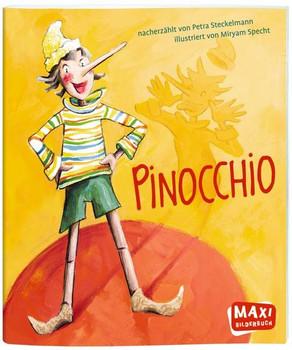 Pinocchio - Petra Steckelmann  [Gebundene Ausgabe]