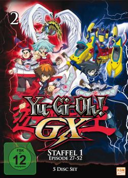 Yu-Gi-Oh! GX - Staffel 1, Box 2 [5 Discs]