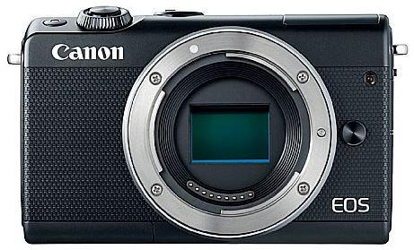 Canon EOS M100 body nero