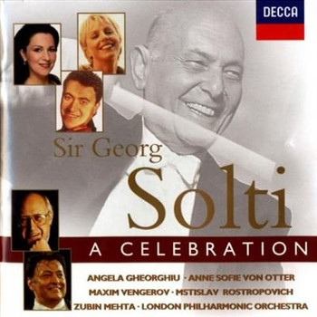Gheorghiu - Georg Solti: A Celebration (Live, London 18.10.1998)