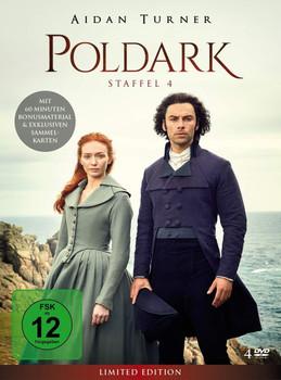 Poldark - Staffel 4 [3 DVDs]