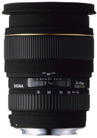 Sigma 24-70 mm F2.8 ASPH. DG EX Macro 82 mm Objectif (adapté à Nikon F) noir
