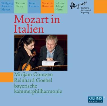 Goebel - Mozart in Italien