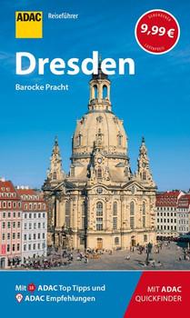 ADAC Reiseführer Dresden - Elisabeth Schnurrer  [Taschenbuch]