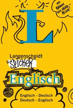 Langenscheidt Spicker Englisch. Englisch-Deutsch / Deutsch-Englisch [Taschenbuch]