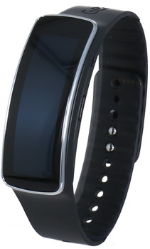 Samsung Gear Fit zwart