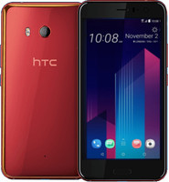 HTC U11 Plus Dual Sim 128GB rosso