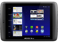 "Archos 80 G9 Turbo 8"" 250GB [Wi-Fi] noir"