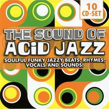 Various - The Sound of Acid Jazz