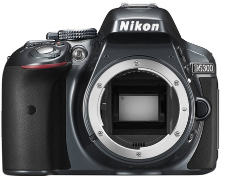 Nikon D5300 body antracite