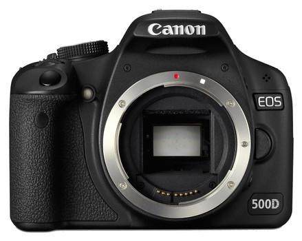 Canon EOS 500D Body nero