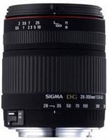 Sigma 28-300 mm F3.5-6.3 DG Macro 62 mm filter (geschikt voor Nikon F) zwart