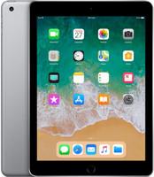 "Apple iPad 9,7"" 128GB [wifi, model 2018] spacegrijs"