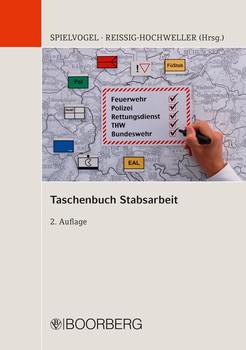 Taschenbuch Stabsarbeit - René Reissig-Hochweller  [Taschenbuch]