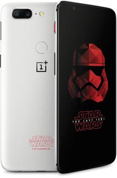 OnePlus 5T 128GB [Star Wars editie] wit