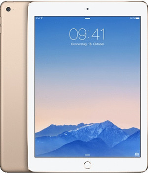 "Apple iPad Air 2 9,7"" 128GB [wifi + cellular] goud"