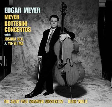 Hugh Wolff,Joshu Edgar Meyer - Meyer: Double Bass Concerto