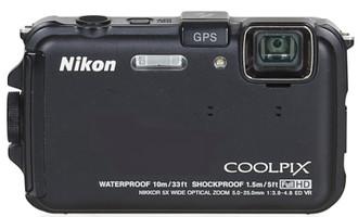 Nikon COOLPIX AW110 negro