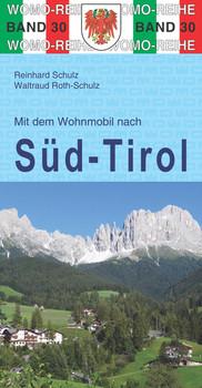 Mit dem Wohnmobil nach Südtirol - Schulz, Reinhard