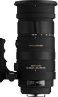 Sigma 50-500 mm F4.5-6.3 APO DG HSM OS 95 mm Objetivo (Montura Sigma SA) negro