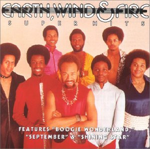 Earth Wind & Fire - Super Hits