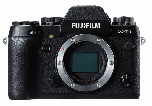 Fujifilm X-T1 Body nero