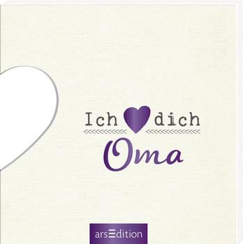 Ich liebe dich, Oma [Taschenbuch]