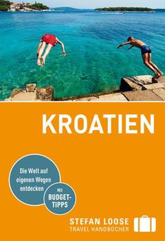 Stefan Loose Reiseführer Kroatien. mit Reiseatlas - Martin Rosenplänter  [Taschenbuch]