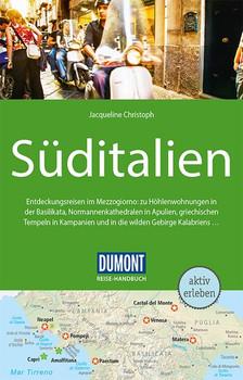 DuMont Reise-Handbuch Reiseführer Süditalien. mit Extra-Reisekarte - Jacqueline Christoph  [Taschenbuch]