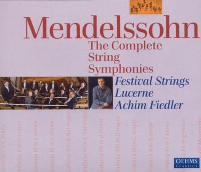 Festival Strings Lucerne - Streichersinfonien (Ga)