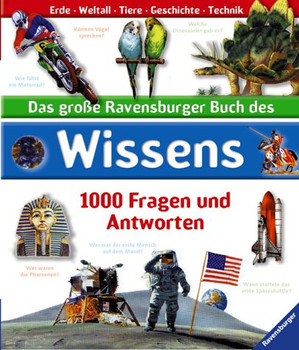 Das große Ravensburger Buch des Wissens