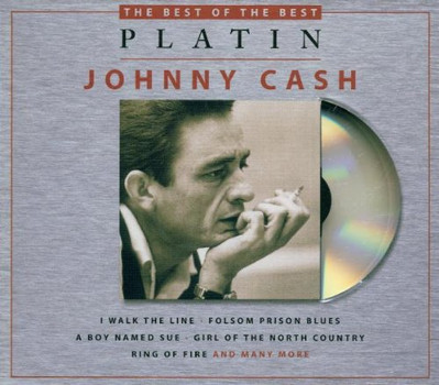 Johnny Cash - Wanted Man-Very Best
