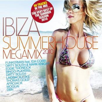 Various - Ibiza Summerhouse Megamix 2010