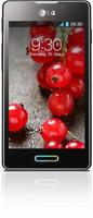 LG E460 Optimus L5 II 4GB negro metalizado