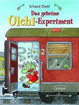 Das geheime Olchi-Experiment - Erhard Dietl