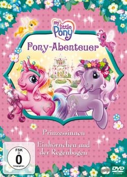 My Little Pony - Pony-Abenteuer [2 Discs]