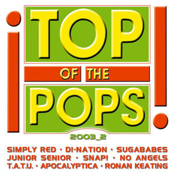 Various - Top of the Pops 2003/2