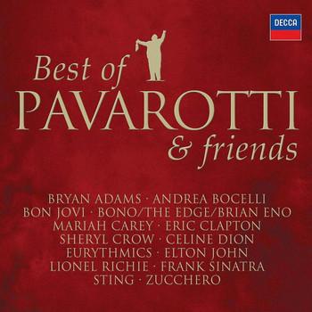 Pavarotti - Best of Pavarotti & Friends - The Duets