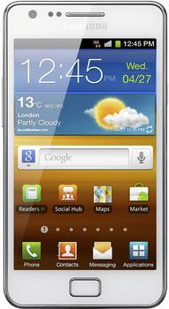 Samsung I9100 Galaxy S II 16GB bianco