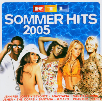 Various - Rtl Sommer Hits 2005