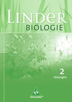 LINDER Biologie SI / LINDER Biologie SI - Allgemeine Ausgabe. Allgemeine Ausgabe / Lösungen 2 [Taschenbuch]