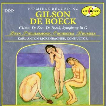 Karl Anton Rickenbacher - Orchesterwerke