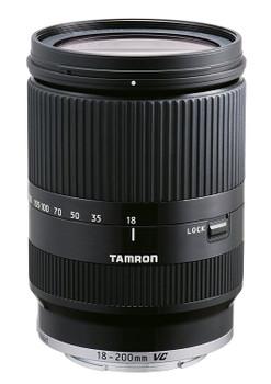 Tamron 18-200 mm F3.5-6.3 Di VC III 62 mm filter (geschikt voor Canon EF-M) zwart