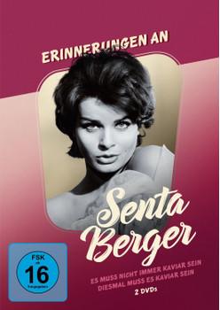 Erinnerungen an Senta Berger [2 DVDs]