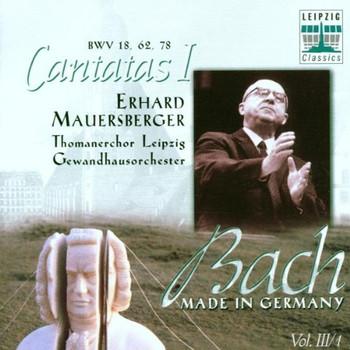 Thomanerchor - Bach - Made in Germany Vol. III / 1 (Kantaten)