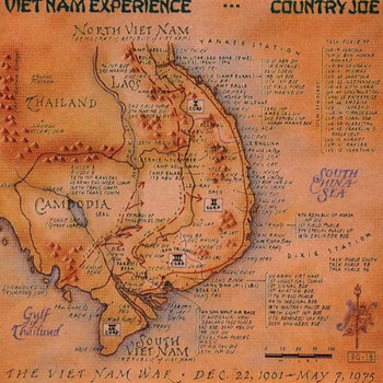 Country Joe Mc Donald - Vietnam Experience