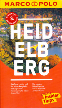 MARCO POLO Reiseführer Heidelberg - Christl Bootsma [Taschenbuch]